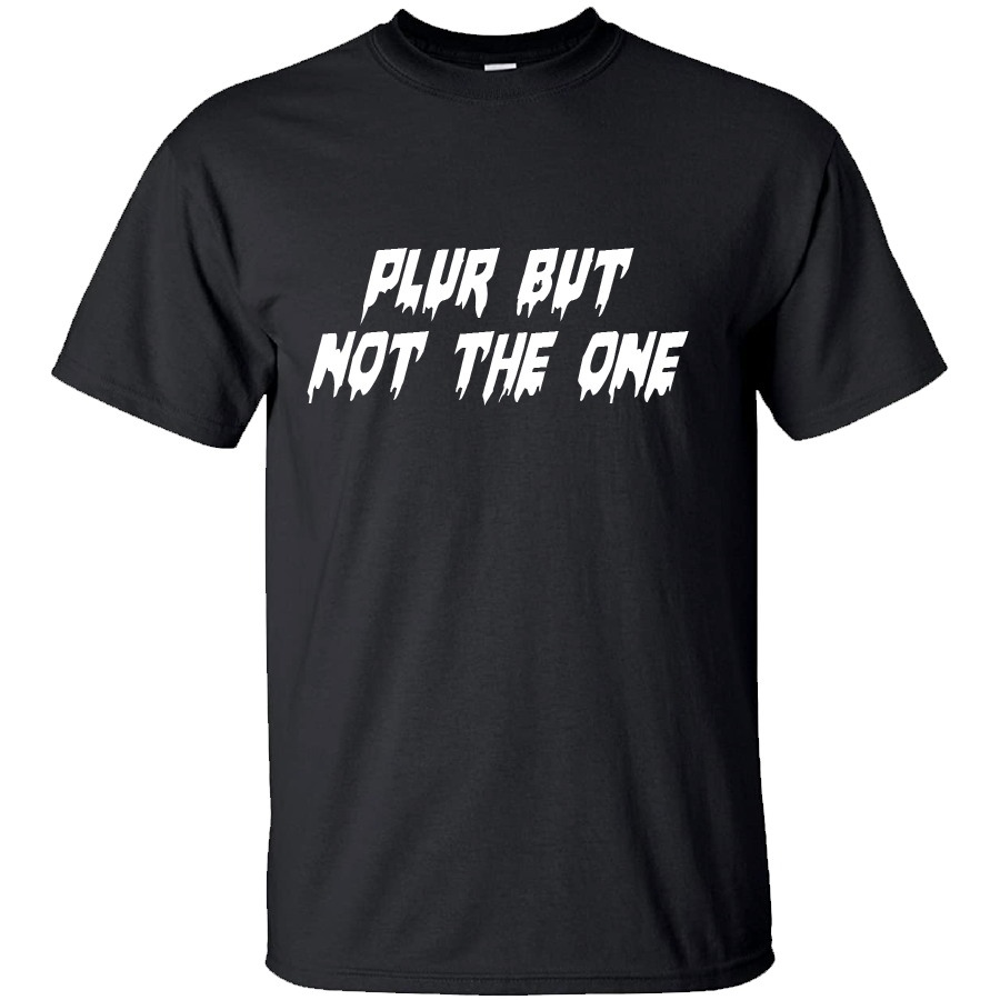 plur but not the one tee