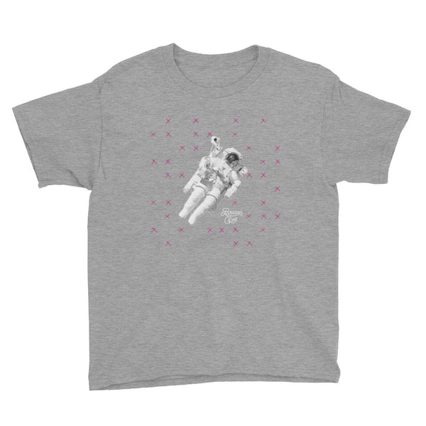 Youth Astronaut Short Sleeve T-Shirt