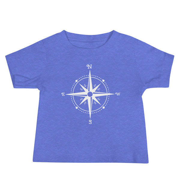 Baby Compass Rose Short Sleeve T-Shirt