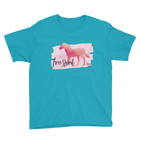 Youth Free Spirit Short Sleeve T-Shirt