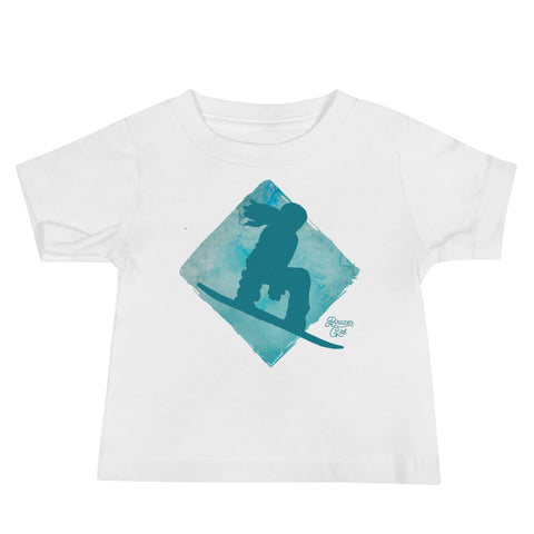 Baby Snow Blast Short Sleeve Tee