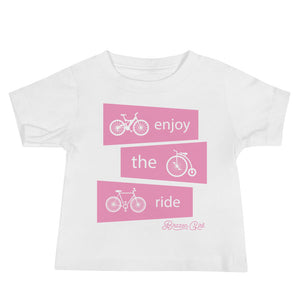 Baby Enjoy The Ride Short Sleeve Tee