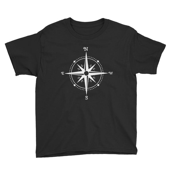 Youth Compass Rose Short Sleeve T-Shirt