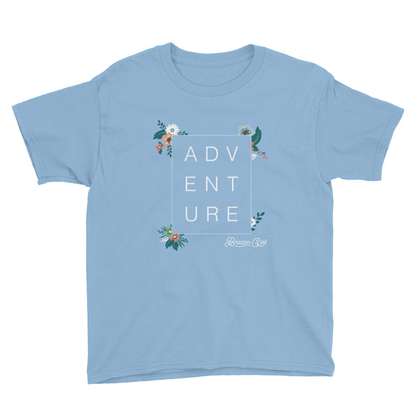 Youth Adventure Short Sleeve T-Shirt