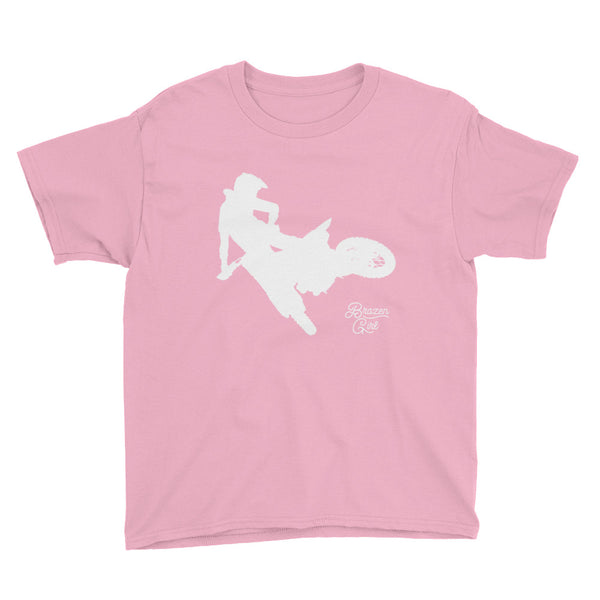 Youth Dirtbike Short Sleeve T-Shirt