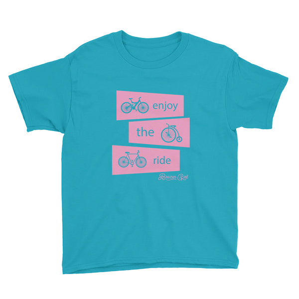 Youth Enjoy the Ride Short Sleeve T-Shirt
