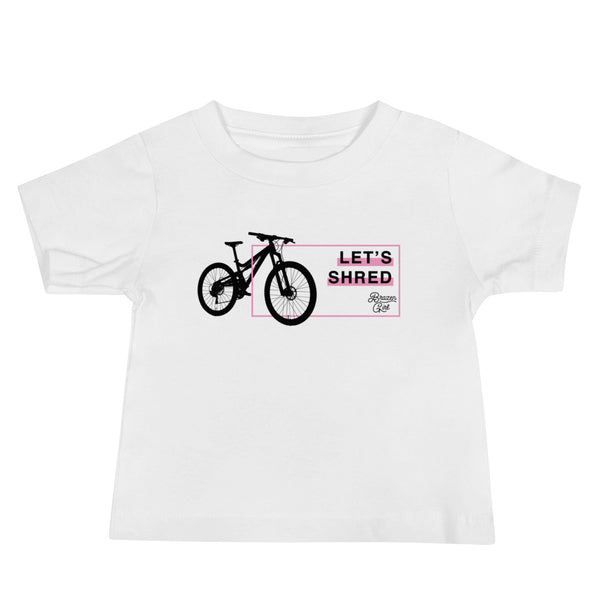 Baby Let's Shred Short Sleeve T-Shirt