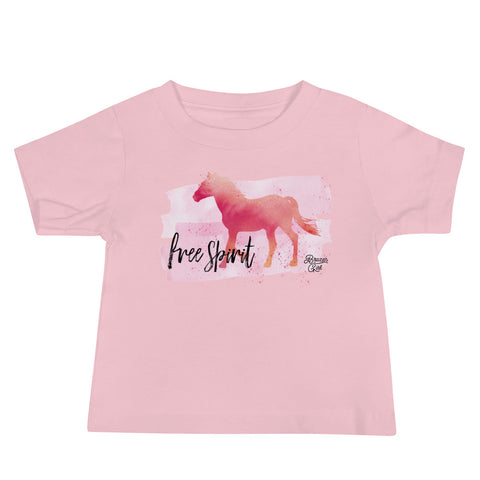 Baby Free Spirit Short Sleeve Tee