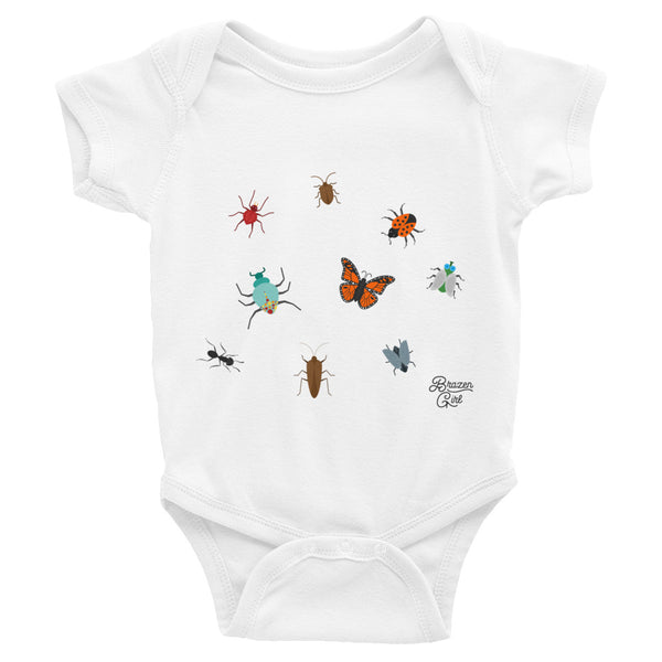 Baby You Buggin Short Sleeve Bodysuit