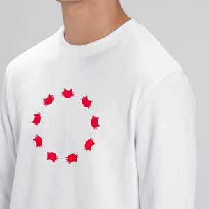 UFOC Unity Sweater White