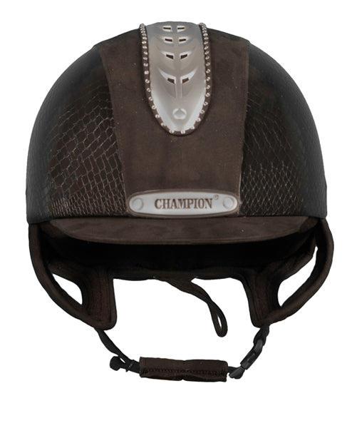 Champion Evolution Couture-Riding Hat - The Horse Shop
