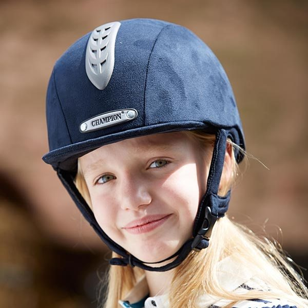 Champion Junior X-Air Plus Riding Hat
