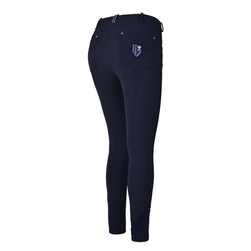 Kessi Knee Patch Ladies Breeches - The Horse Shop