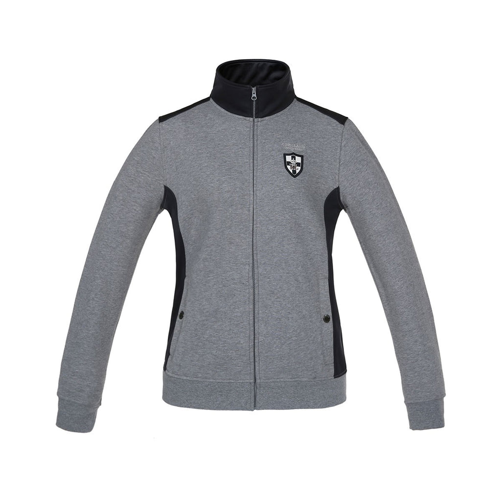 Kingsland Cabot Unisex Sweat Jacket - The Horse Shop
