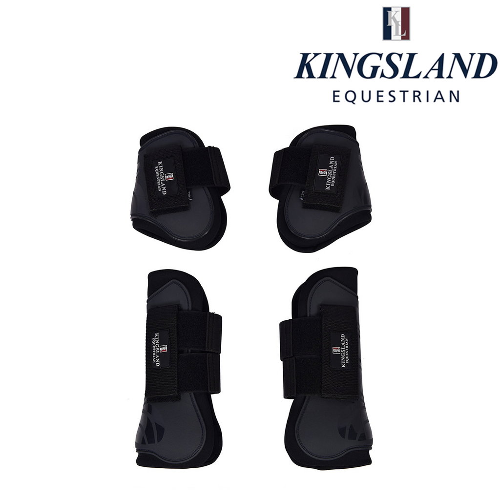 Kingsland Tendon & Fetlock Boot Set - The Horse Shop