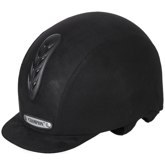 Champion Junior X-Air Plus Riding Hat - The Horse Shop