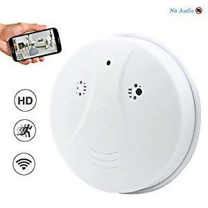 Seahon Camera Smoke Detector