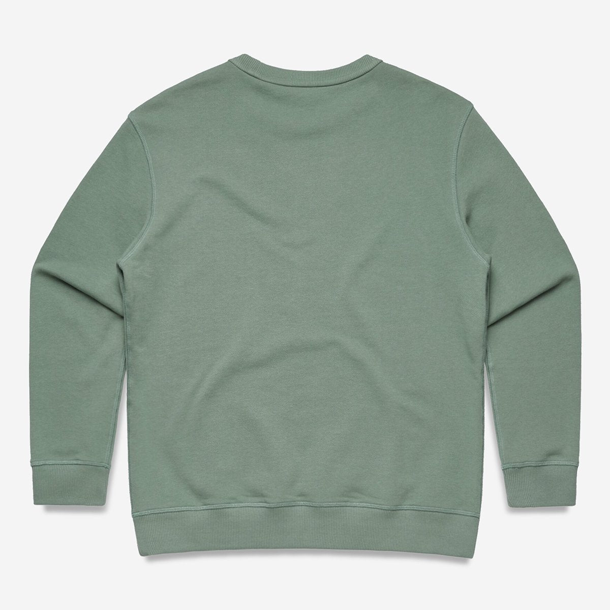 Status Anxiety Good Intentions Jumper in Sage