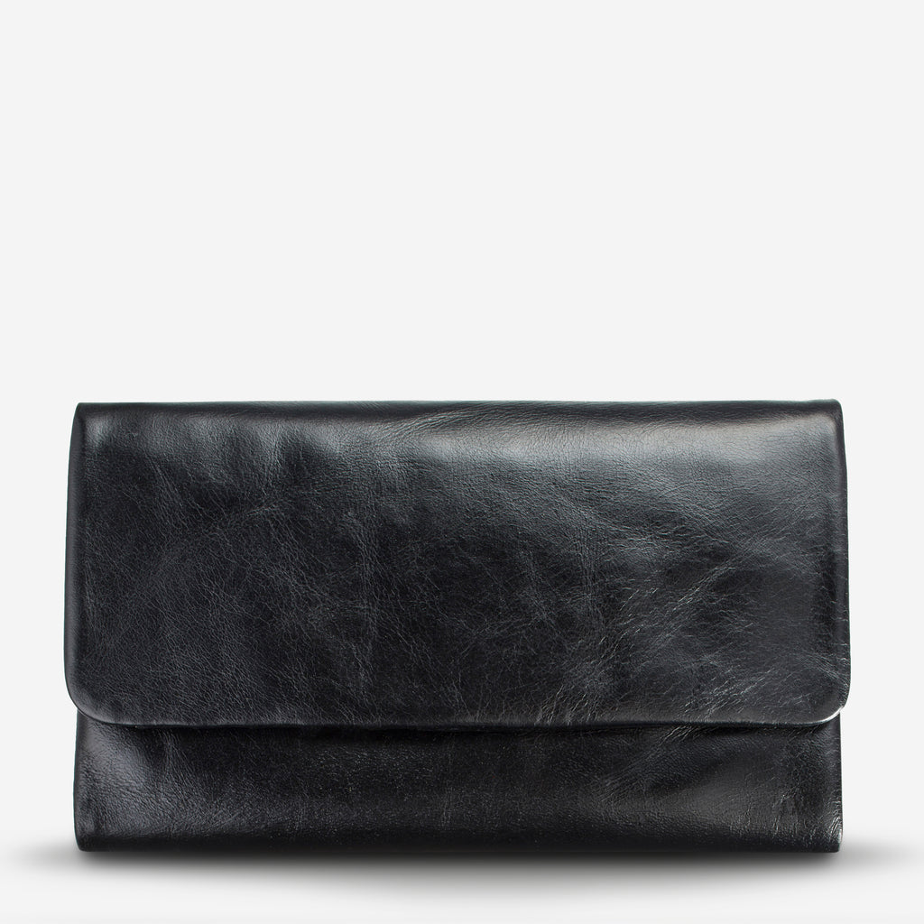 Audrey Wallet in Black