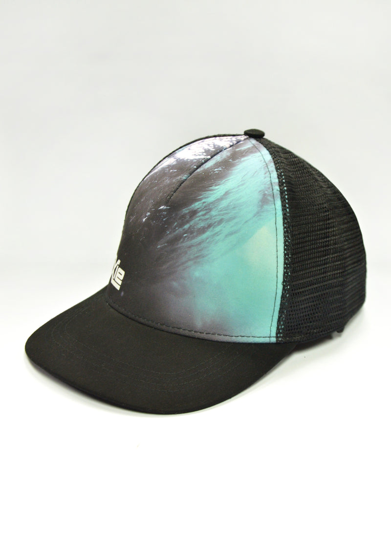 Nixie Fluid Trucker Cap