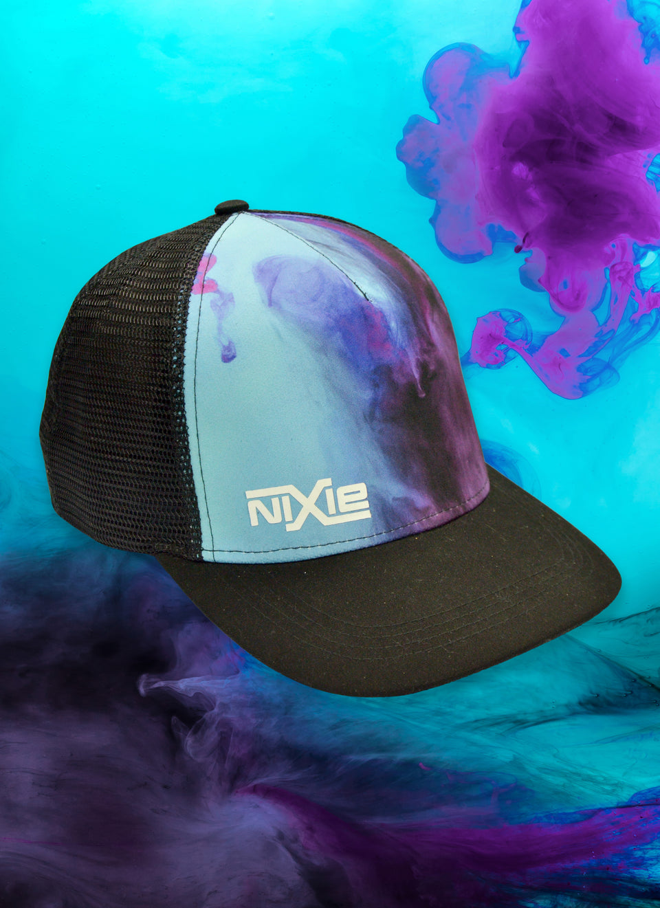 Nixie Ink Trucker Cap