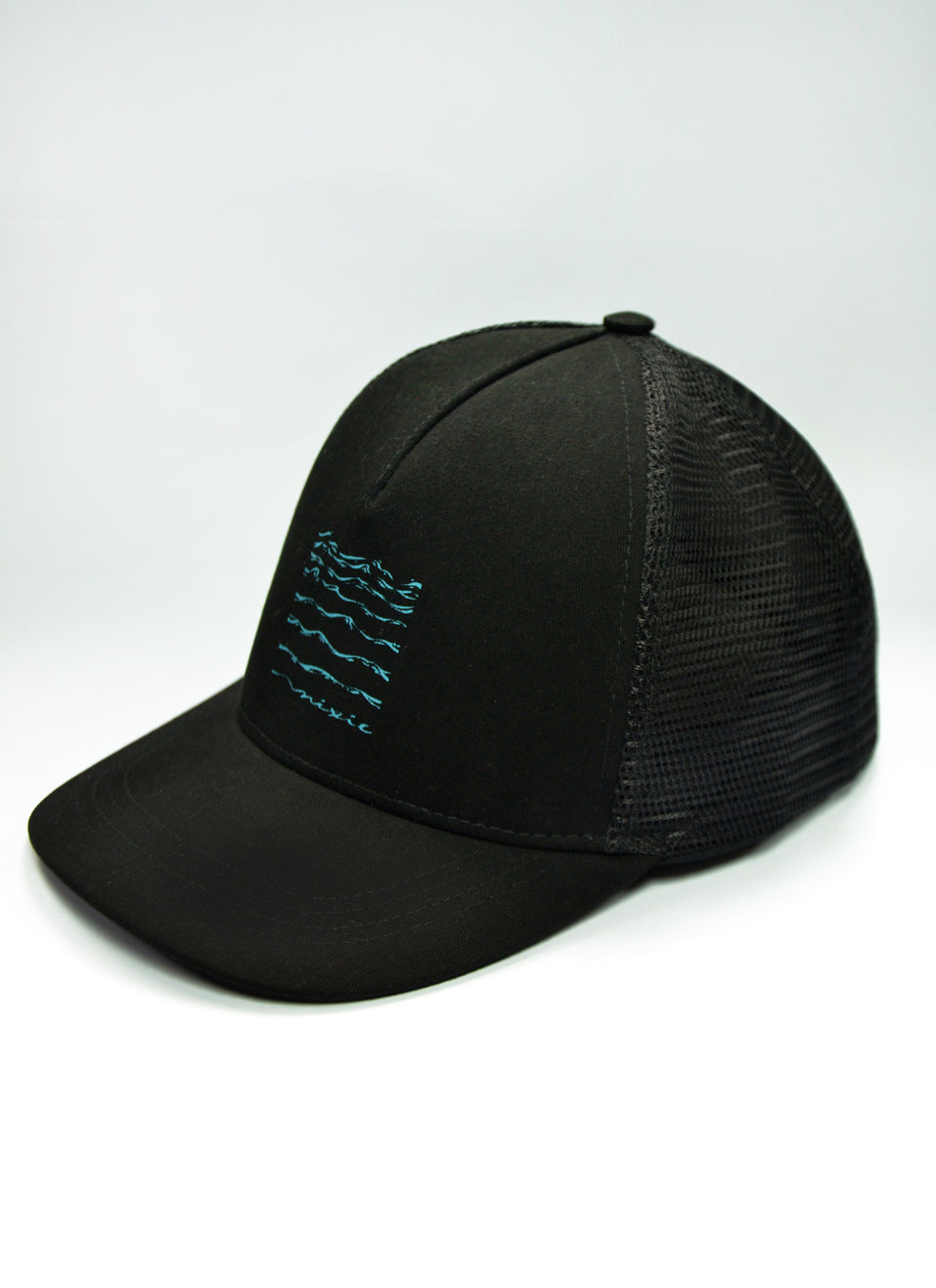 Nixie Waves Trucker Cap