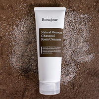 Bonajour Natural Morrocan Ghassoul Foam Cleanser 150ml