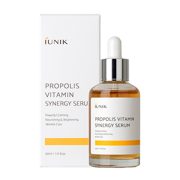 iUnik Propolis Vitamin Synergy Serum 50ml - Glowfull Skincare Beauty