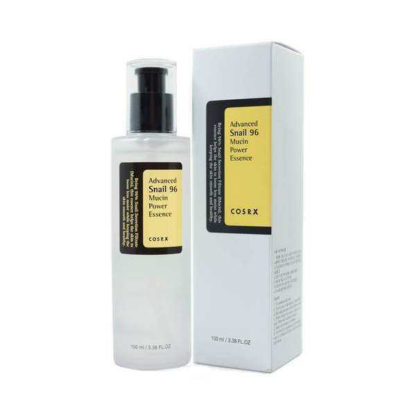 COSRX Advanced Snail 96 Mucin Power Essence 100ml - Glowfull Skincare Beauty