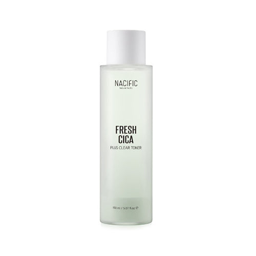 Nacific Cica Plus Clear Toner150ml - Glowfull Skincare Beauty