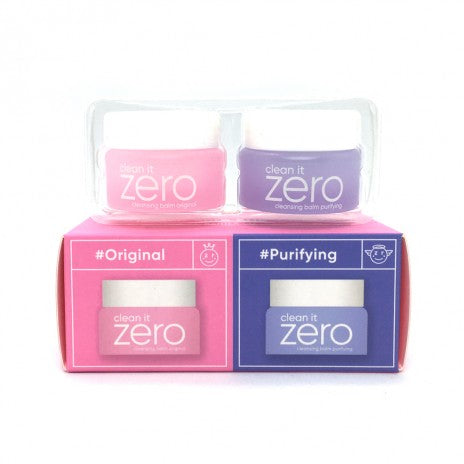 Banila Co. Clean It Zero Balm (mini pack of 2) - Glowfull Skincare Beauty
