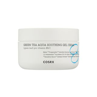 Cosrx Hydrium Green Tea Aqua Soothing Gel Cream 50ml - Glowfull Skincare Beauty