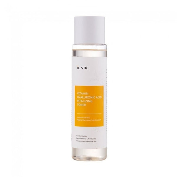 iUNIK Vitamin Hyaluronic Acid Vitalizing Toner 200ml - Glowfull Skincare Beauty