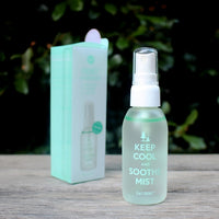 "KEEP COOL Fixence Mist ""Soothe"" 60ml - Glowfull Skincare Beauty"