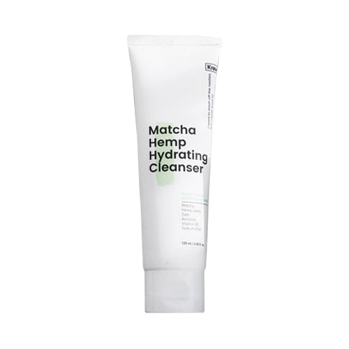 Krave Matcha Hemp Hydrating Cleanser 150ml - Glowfull Skincare Beauty