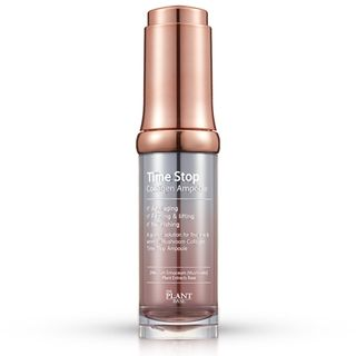 The Plant Base Timestop Collagen Ampoule 20ml - Glowfull Skincare Beauty