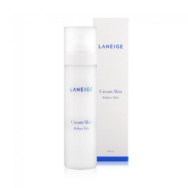 Laneige Cream Skin Refiner Mist 120ml - Glowfull Skincare Beauty