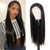 Brazilian Hair 360 LaceWig Straight hair Lady Wig