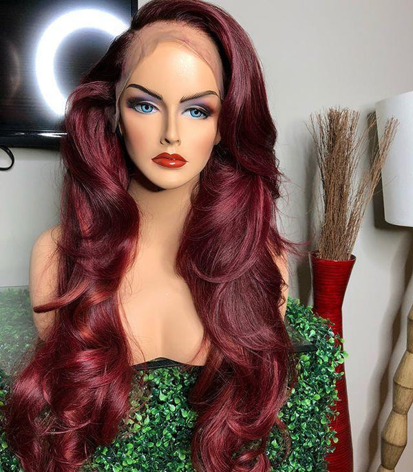 Lace Wig Loose Wave Wig Brazilian Lace Front Wigs Lace Wigs Human Hair