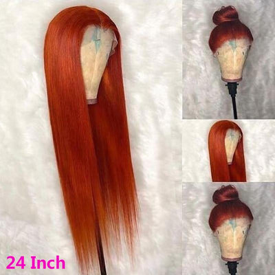Brazilian Remy Straight hair 360 Lace Human Hair Wigs Lady Wig