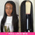 Brazilian Human hair 360 Lace Wigs Lady Wig