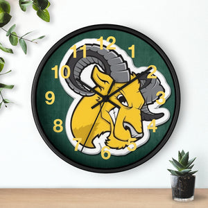 DVU Wall clock