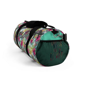 Tropical Wrestling-Duffel Bag (2 Size Options)