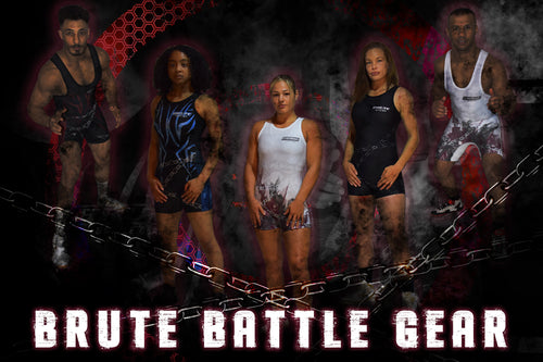 Brute Battle Series Singlets