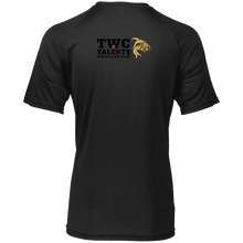 Load image into Gallery viewer, Talents Wrestling Short-Sleeve Wicking Shirt