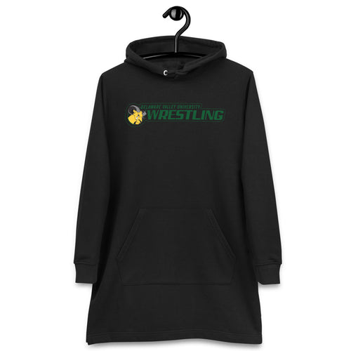 DVU Wrestling-Hoodie Sweatshirt Dress