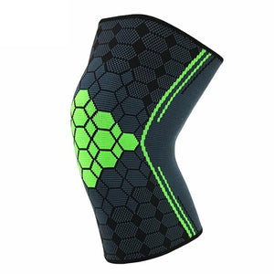 Recovery Knee Compression Sleeve (1pc) No Pad-Talents Wrestling