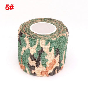Camouflage Self-Adhesive Sports Tape (1pc) Talents Wrestling Club