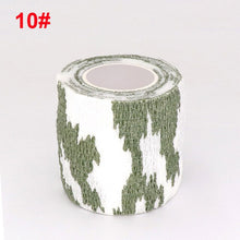 Load image into Gallery viewer, Camouflage Self-Adhesive Sports Tape (1pc) Talents Wrestling Club