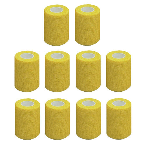 Self-Adhesive Athletic Tape (10pc) various color options/DVU